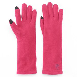 Cuddl Duds Unlined Fleece Texting Gloves