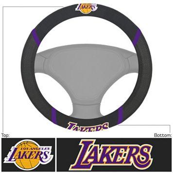 Los Angeles Lakers Steering Wheel Cover