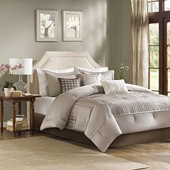 Madison Park Channing 6 pc Duvet Cover Set