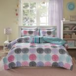 Mi Zone Audrina Reversible Comforter Set