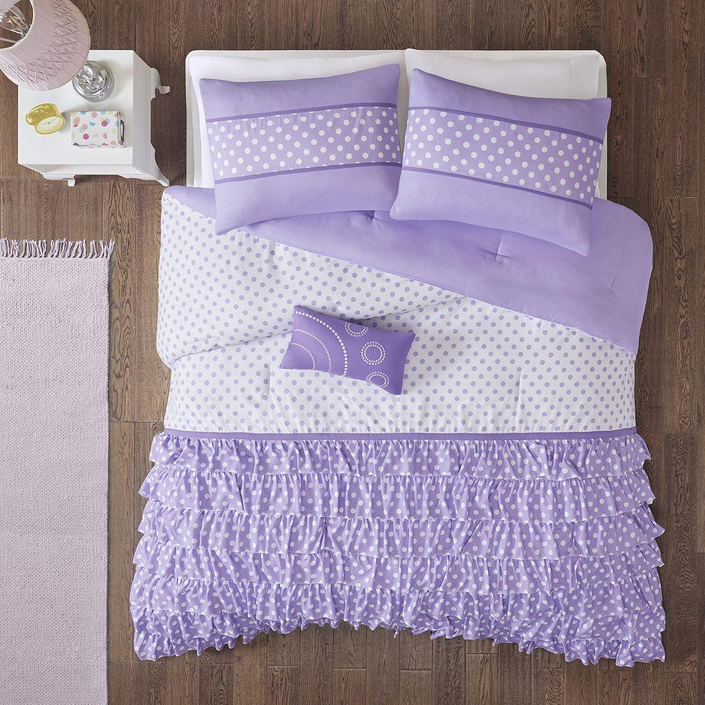 Mi Zone Ellen Comforter Set