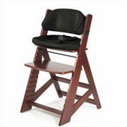 Keekaroo Height Right Mahogany Wood Kids High Chair
