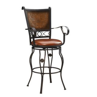 Big & Tall Stamped Counter Stool