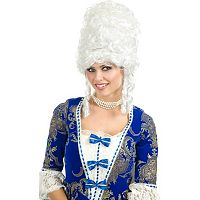 Marie Antoinette Wig - Adult