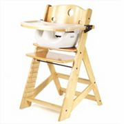 Keekaroo Height Right Natural Wood Infant High Chair
