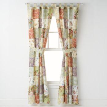 Blooming Prairie 1-Panel Window Curtain - 48'' x 84''