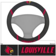 Louisville Cardinals Steering Wheel Cover