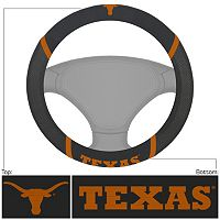 Texas Longhorns Steering Wheel Cover