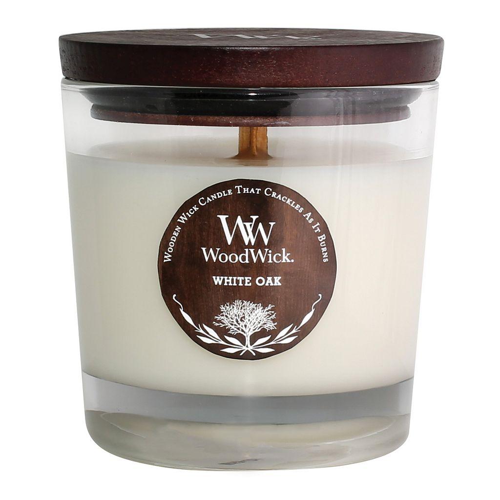 WoodWick White Oak 10.5-oz. Jar Candle