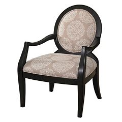 Batik Accent Chair