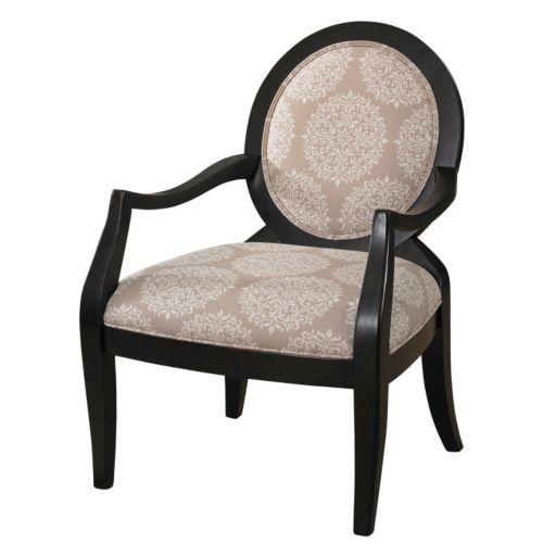 Batik Accent Chair