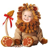 Lil' Lion Elite Collection Costume - Baby