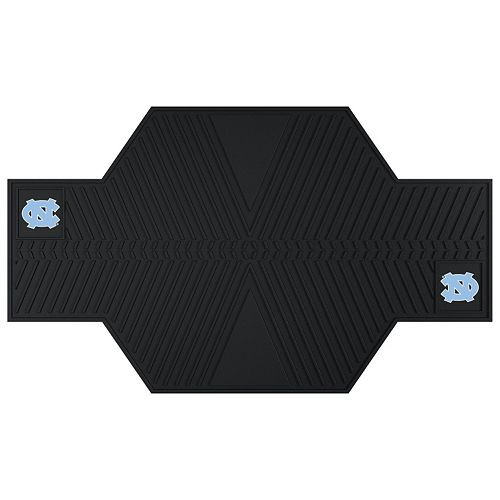 North Carolina Tar Heels Motorcycle Mat