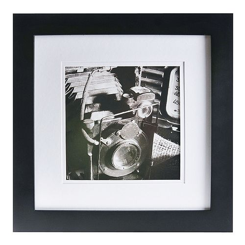 Gallery Solutions 12'' x 12'' Matted Frame