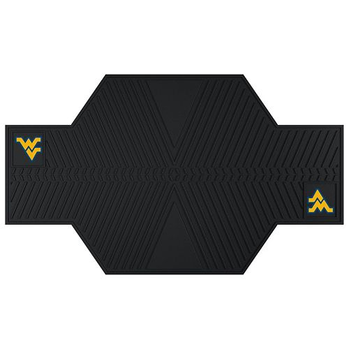 West Virginia Mountaineers Motorcycle Mat