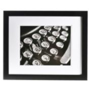 Gallery Solutions 20'' x 16'' Matted Frame