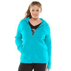 Plus Size Tek Gear® Curve Fleece Hoodie