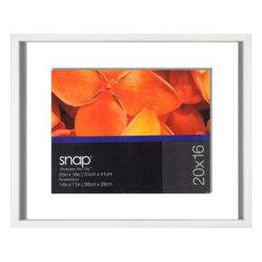 Snap 16'' x 20'' Matted Frame