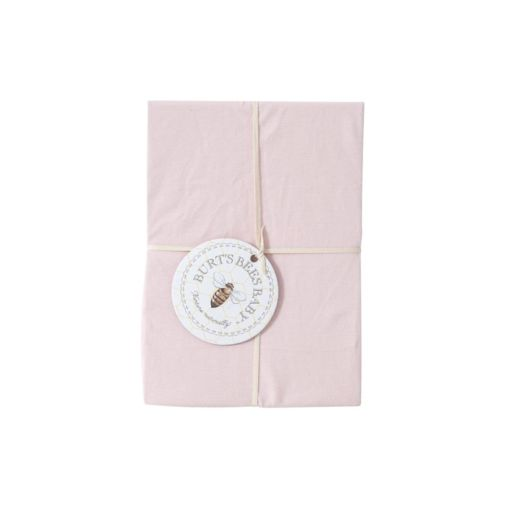 Burt's Bees Baby Organic Fitted Crib Sheet