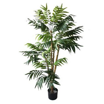 Navarro 5-ft. Potted Tropical Palm Tree - Indoor & Outdoor