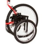 Bike USA Bike Stabilizer Wheel Kit - Adult