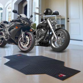 Louisville Cardinals Motorcycle Mat