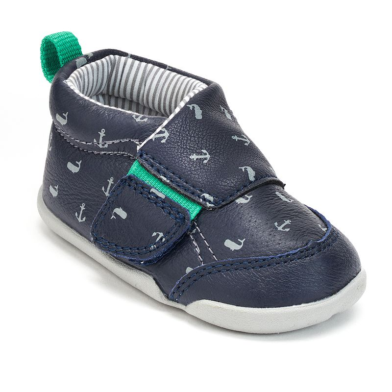 Carter's Blue Bobby Every Step Stage 2 Walker Toddler Boys' Shoes