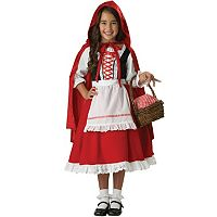 Little Red Riding Hood Elite Collection Costume - Kids