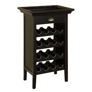 16-Bottle Wine Cabinet