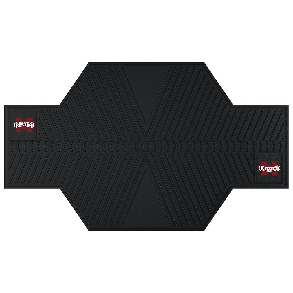 Mississippi State Bulldogs Motorcycle Mat