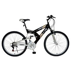 Titan Punisher 26 in All-Terrain Mountain Bike - Adult