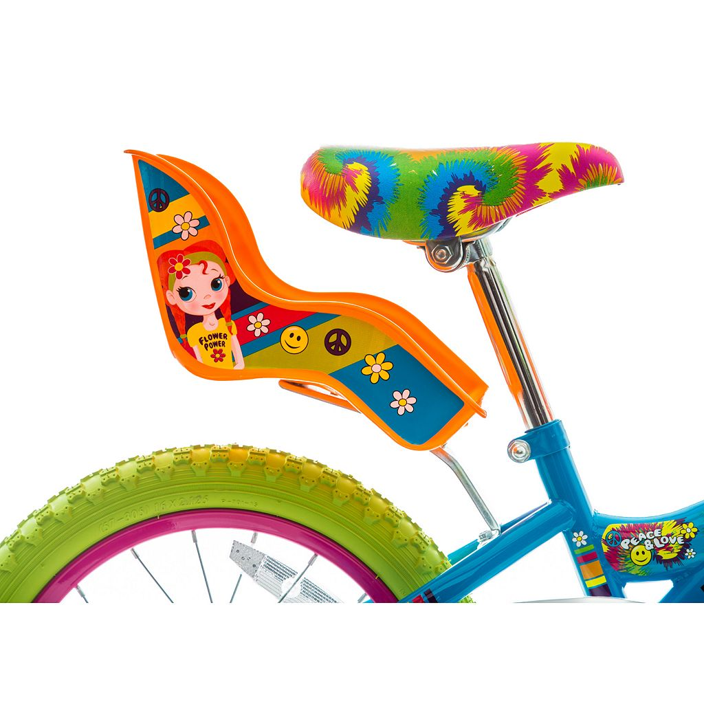 Titan Flower Power 16-in. BMX Bike - Girls