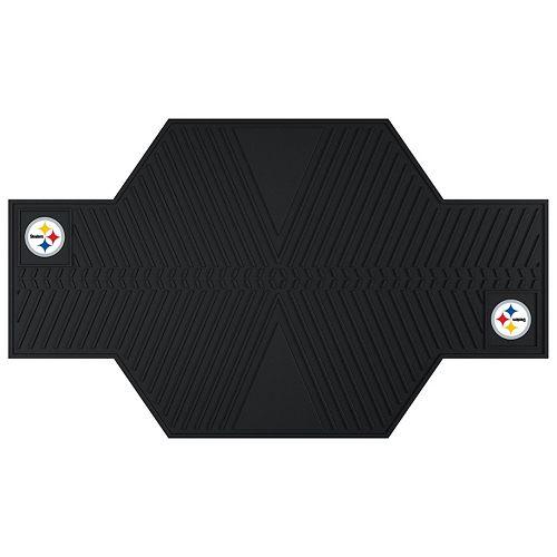 Pittsburgh Steelers Motorcycle Mat
