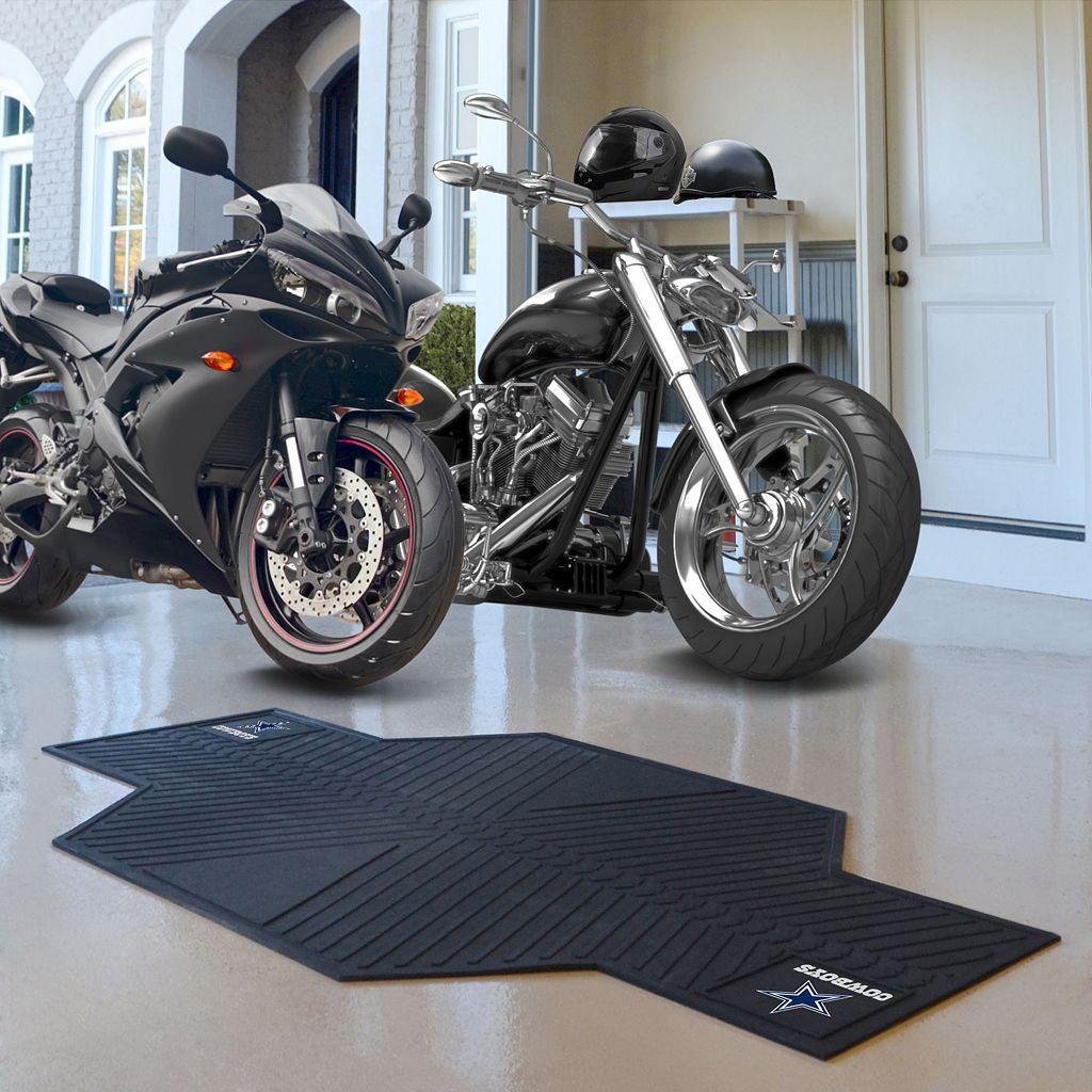 Dallas Cowboys Motorcycle Mat