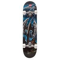 Punisher Skateboards Warrior 31-in. ABEC-7 Complete Skateboard