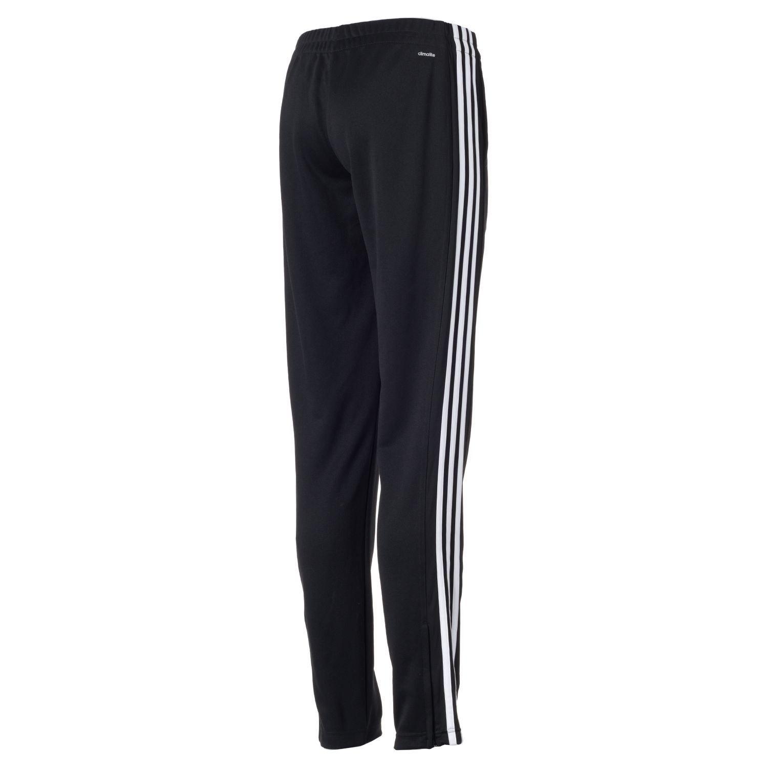 Mujer 1//1 adidas D2m Straight Fitted Knit 3 Stripes Long Pant Pants