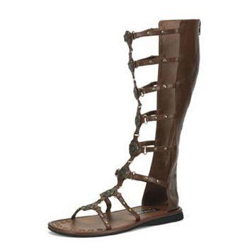 Roman Costume Sandals - Adult