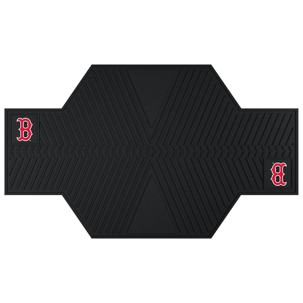 Boston Red Sox Motorcycle Mat