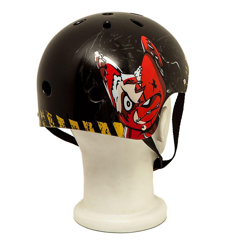 Punisher Skateboards Teddy 11-Vent Skate Helmet - Kids