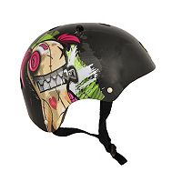 Punisher Skateboards Jinx 11-Vent Skate Helmet - Kids