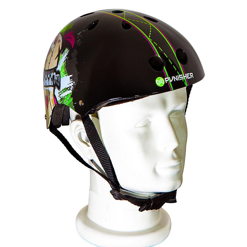 Punisher Skateboards Jinx 11-Vent Skate Helmet - Kids