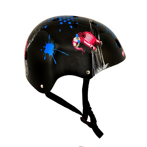 Punisher Skateboards Elephantasm 11-Vent Skate Helmet - Kids