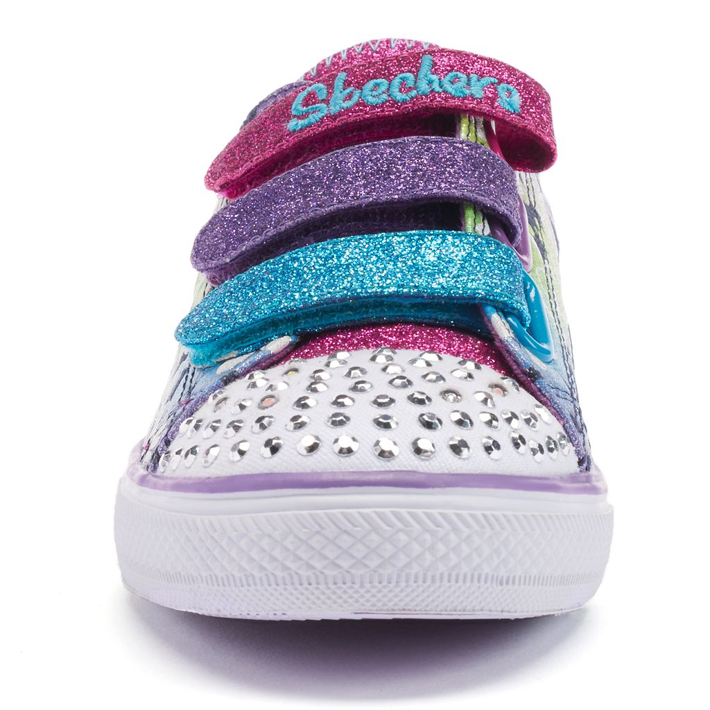 Skechers Glint and Gleam Girls' Casual Shoes
