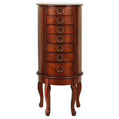 Woodland Jewelry Armoire