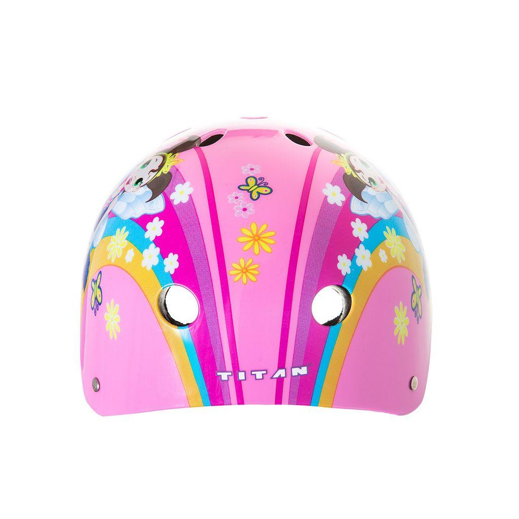 Titan Flower Princess 11-Vent Skate Helmet - Kids