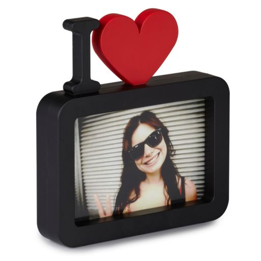 Umbra I Love 4'' x 6'' Frame