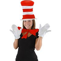 Dr. Seuss The Cat in the Hat Costume - Adult