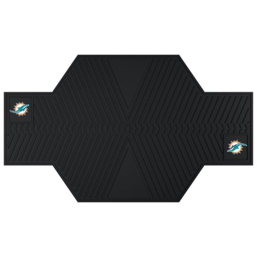 Miami Dolphins Motorcycle Mat