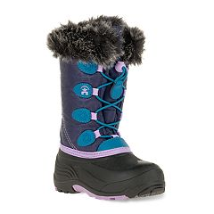 6986e0071f715 Kamik Girls  Snowgypsy Winter Boots