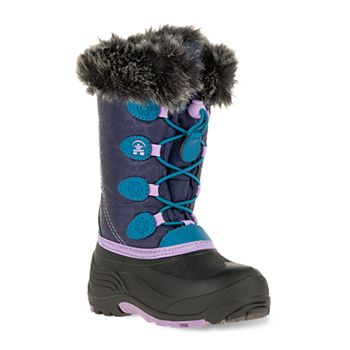 49df54c054b3f Kamik Girls  Snowgypsy Winter Boots